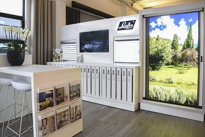 Showroom Luxaflex