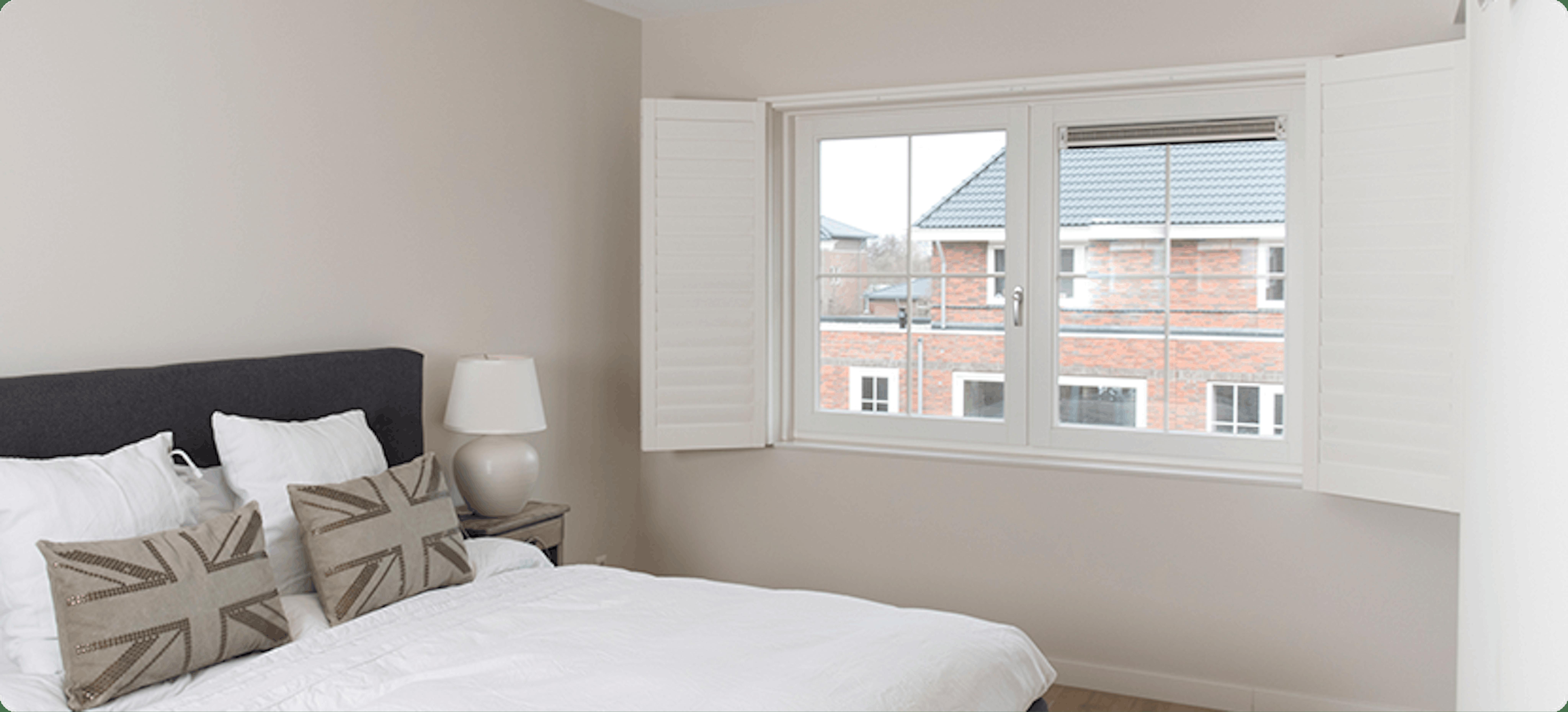 5x raamdecoratie voor draai-kiepramen