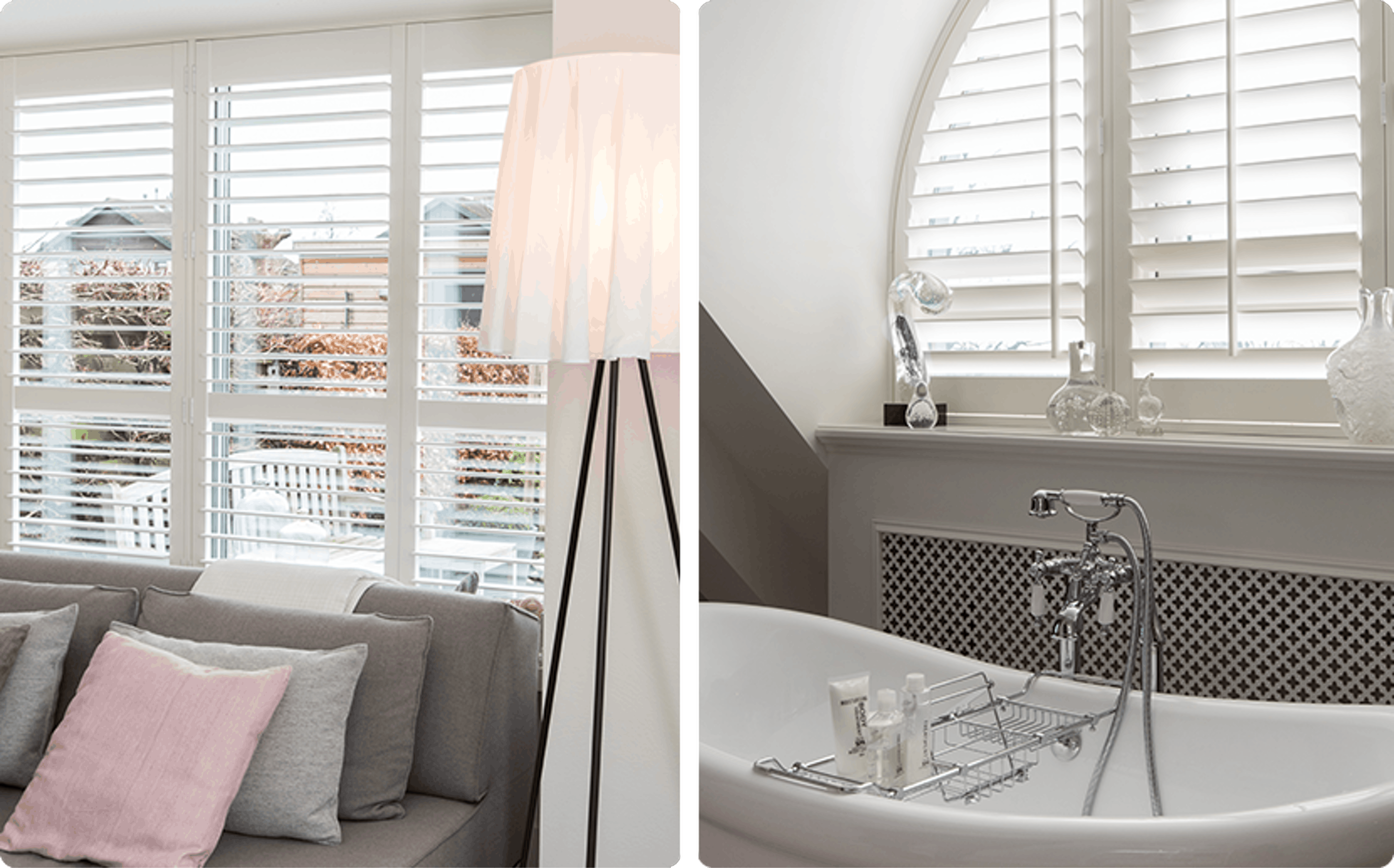 Romantisch wonen: inspiratie & raamdecoratie