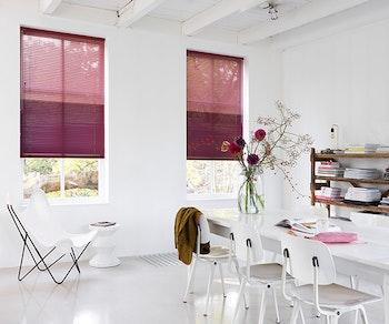 raamdecoratie kleur inhuisplaza