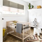 5x babykamer inspiratie: de meest geschikte raamdecoratie