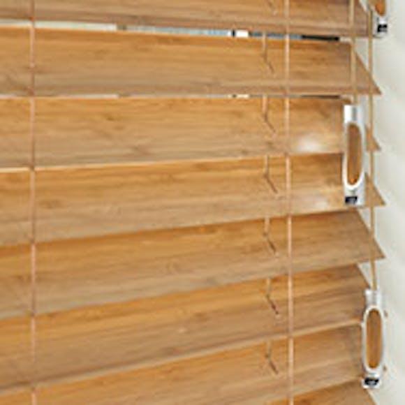 houten jaloezie 50mm luxaflex
