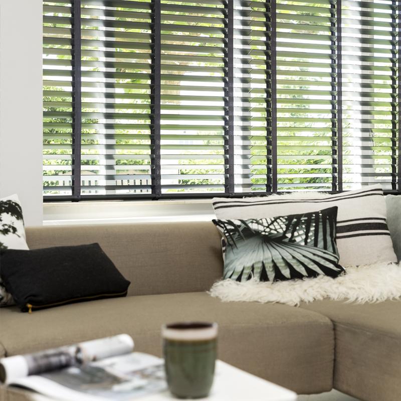 Bedwelming Houten Jaloezie 70 mm - Bestel eenvoudig online | INHUIS Plaza XK33