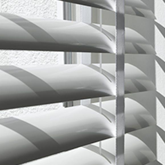 aluminium jaloezie 50mm wit