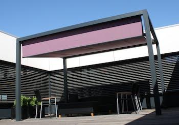 Cortona terrasscherm Verano