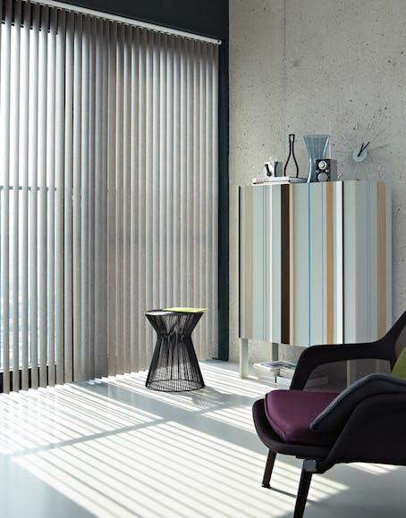 aluminium jaloezie van Luxaflex
